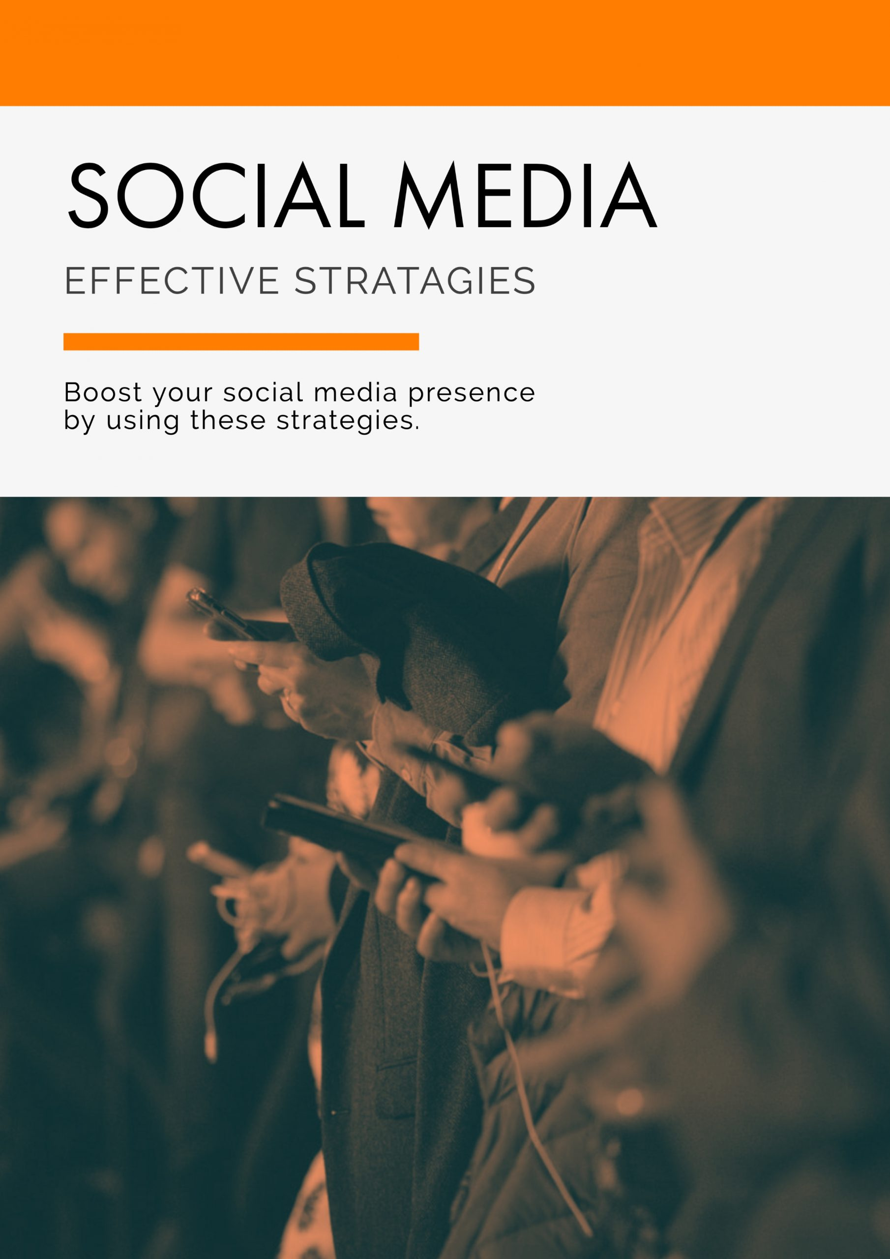 BOOST Your Social Media Presence   Networking with Purpose